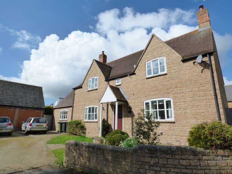 4 Bedrooms Detached House for sale in Upper Tysoe