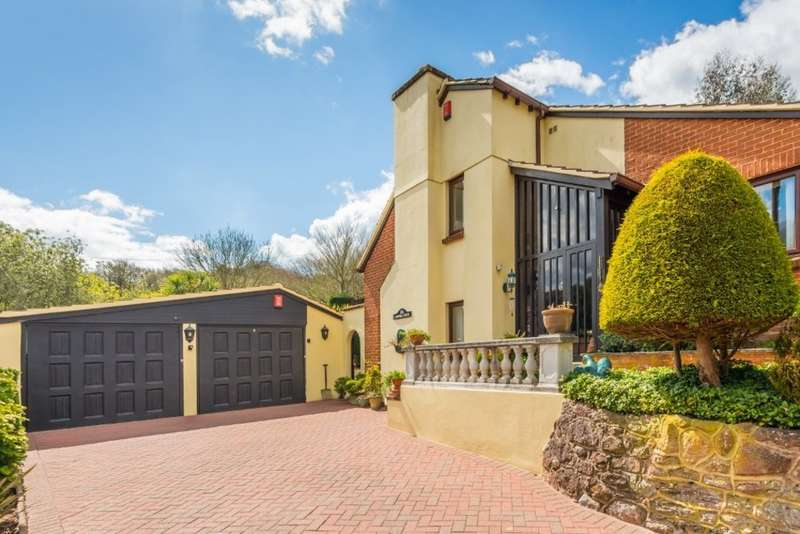 5 Bedrooms Detached House for sale in Combeinteignhead