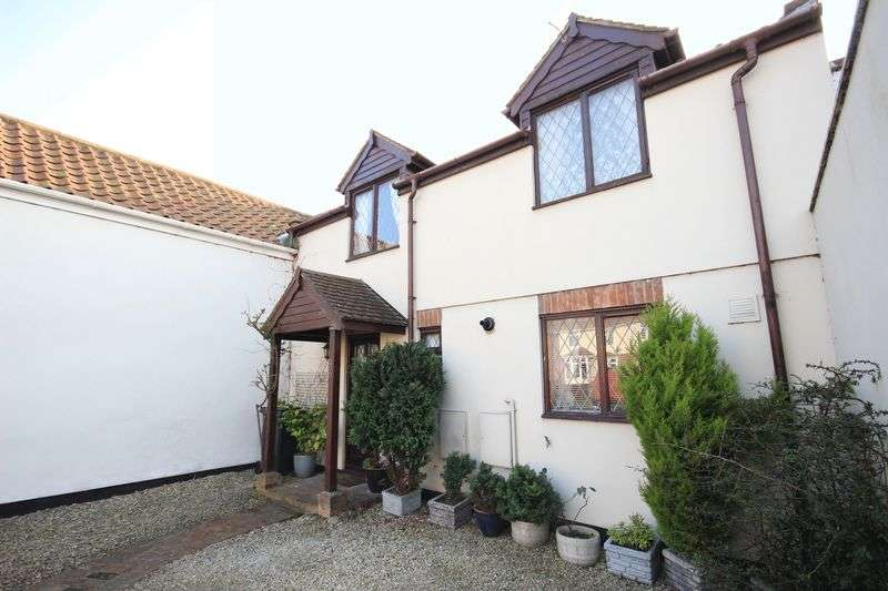 2 Bedrooms Terraced House for sale in Character Cottage Situated in the Coastal Village Of Berrow