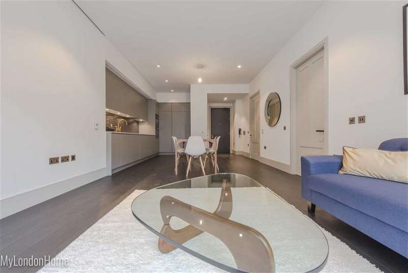 1 Bedroom Property for sale in 55 Victoria Street, Westminster, London, SW1H