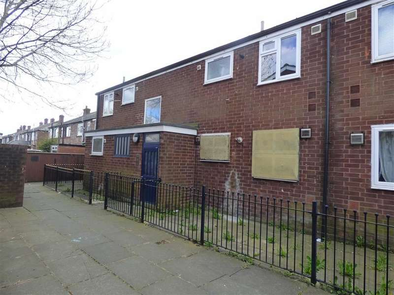 1 Bedroom Flat for sale in Exbridge Walk, Newton Heath, Manchester, M40