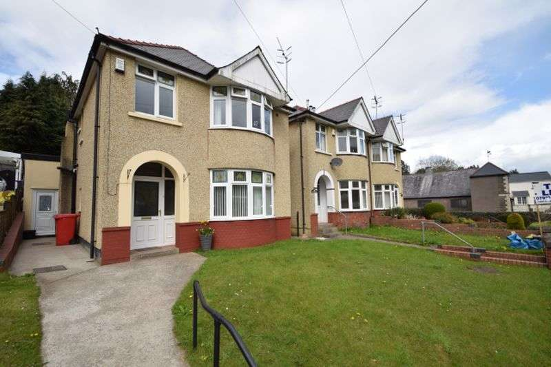 3 Bedrooms Detached House for sale in Snatchwood Road, Pontypool