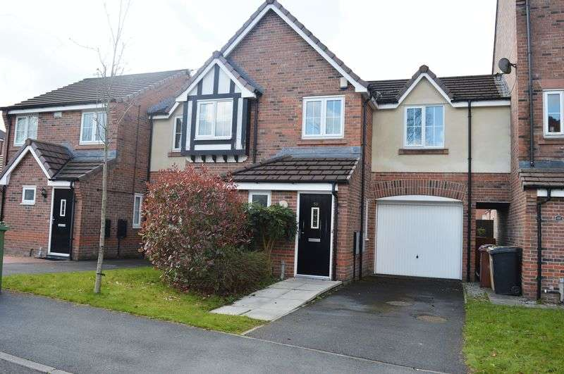 3 Bedrooms Terraced House for sale in Sandfield Park , Bolton