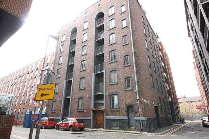 2 Bedrooms Flat for sale in Cornhill, City Centre, Liverpool, L1