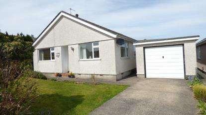3 Bedrooms Bungalow for sale in Bryn Bras Estate, Llanfairpwllgwyngyll, Sir Ynys Mon, LL61