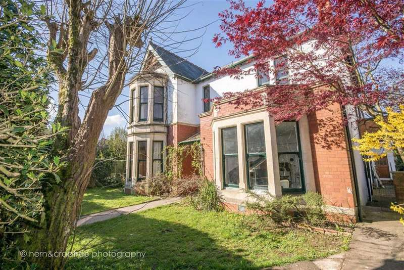 5 Bedrooms Detached House for sale in Palace Road, Llandaff, Cardiff