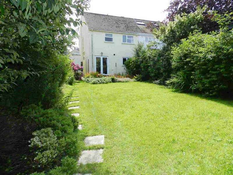 2 Bedrooms Semi Detached House for sale in Jury Lane, Haverfordwest, Pembrokeshire