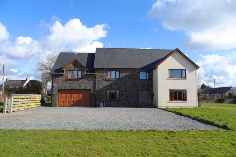 8 Bedrooms Detached House for sale in Oakleigh House, Tiers Cross, Haverfordwest, Pembrokeshire