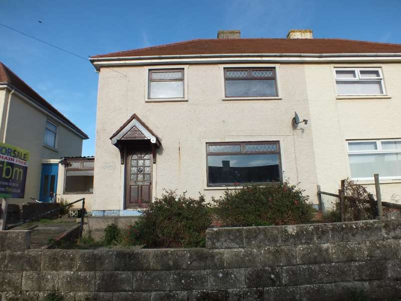 3 Bedrooms Semi Detached House for sale in Harbour Close, Neyland, Milford Haven