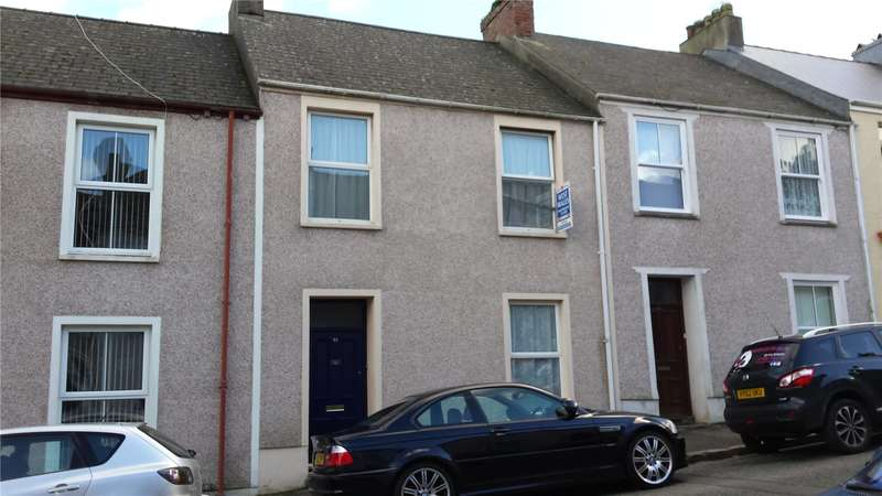 3 Bedrooms Terraced House for sale in Gwyther Street, Pembroke Dock, Pembrokeshire