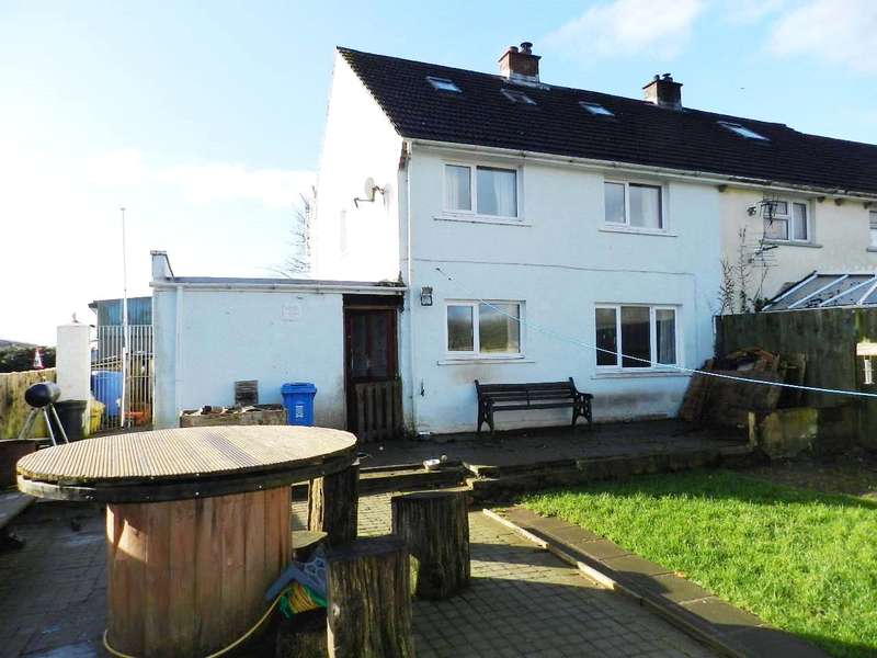 3 Bedrooms End Of Terrace House for sale in Swn Y Coed, Withybush Road, Haverfordwest, Pembrokeshire