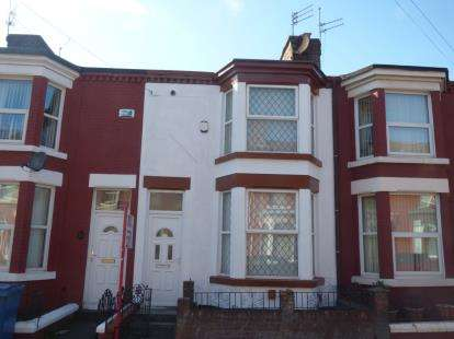 3 Bedrooms Terraced House for sale in Cranborne Road, Liverpool, Merseyside, L15