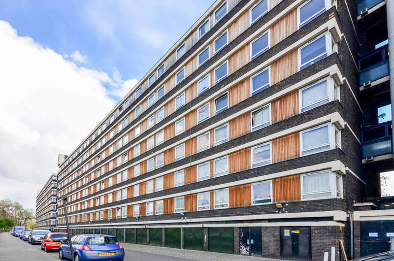 3 Bedrooms Maisonette Flat for sale in John Ruskin Street, Camberwell, SE5