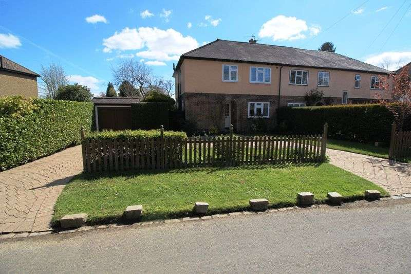 3 Bedrooms Semi Detached House for sale in CHALDON