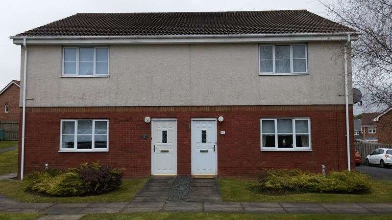 2 Bedrooms Flat for sale in Taylor Avenue, Motherwell