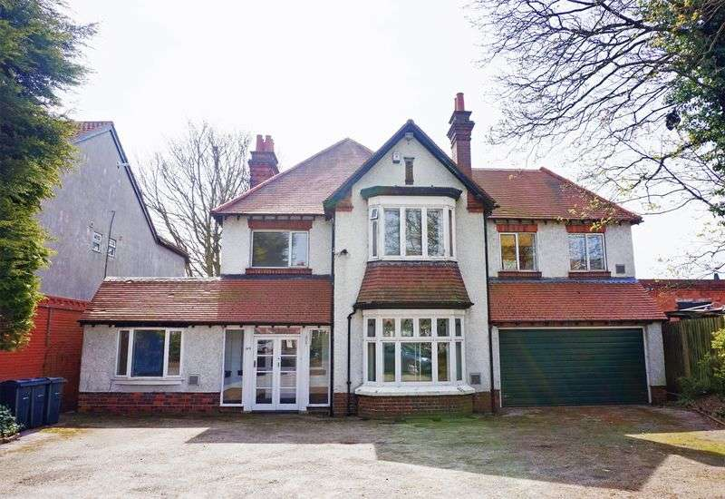 5 Bedrooms Detached House for sale in Hagley Road, Edgbaston, Birmingham
