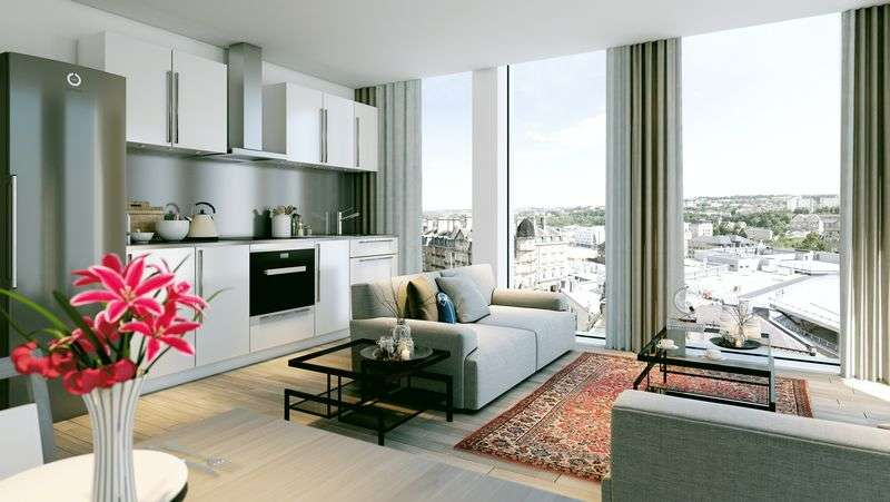 1 Bedroom Flat for sale in Charles Street, Bradford