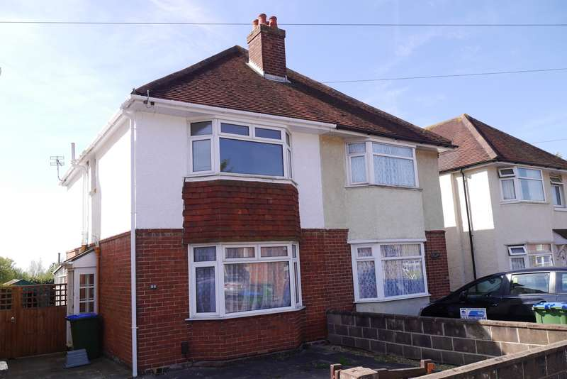 2 Bedrooms Semi Detached House for sale in Swift Road, Woolston, Southampton