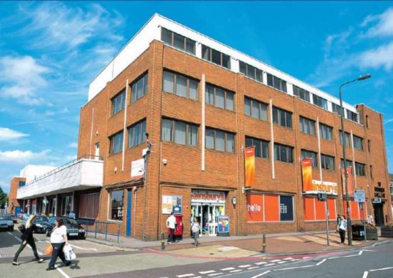 Serviced Office Commercial for rent in London Road, Morden
