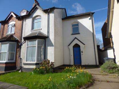 4 Bedrooms Semi Detached House for sale in Yardley Road, Acocks Green, Birmingham, West Midlands