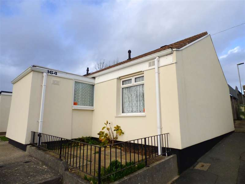 1 Bedroom Bungalow for sale in Keswick Crescent, Plymouth