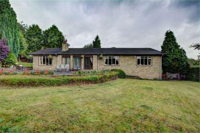 3 Bedrooms Bungalow for sale in Upper Grange Birkdale Road, Dewsbury
