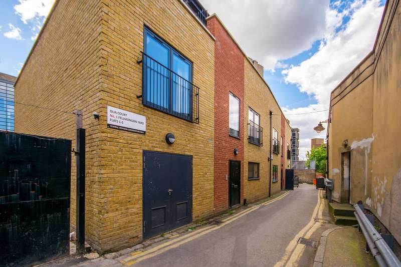 1 Bedroom Flat for sale in Fellmonger's Yard, Croydon, CR0