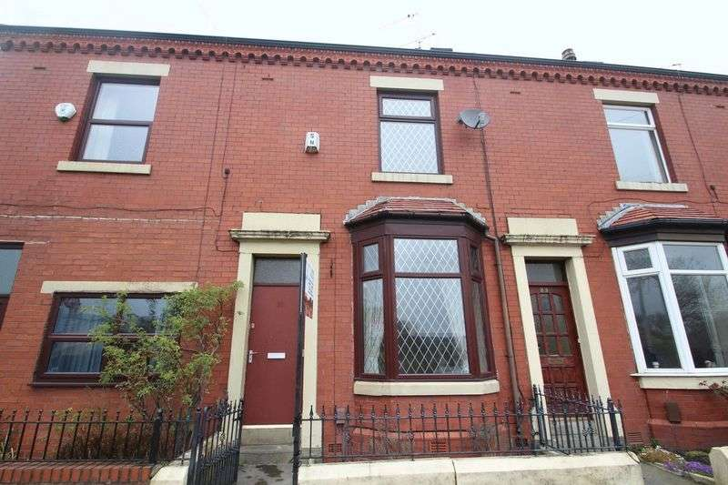 2 Bedrooms Terraced House for sale in Foxholes Road, Rochdale OL12 0EF