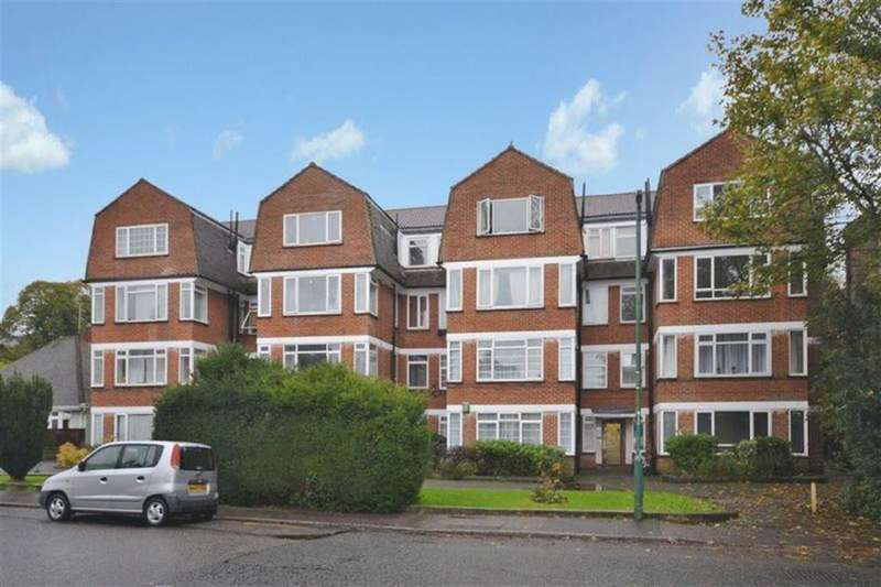 2 Bedrooms Property for sale in Grosvenor Court, Bournemouth, BH1