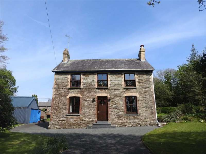 4 Bedrooms Property for sale in Velindre, NEVERN