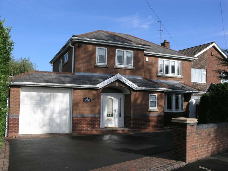 4 Bedrooms Detached House for sale in Hopyard Lane, Gornal Wood