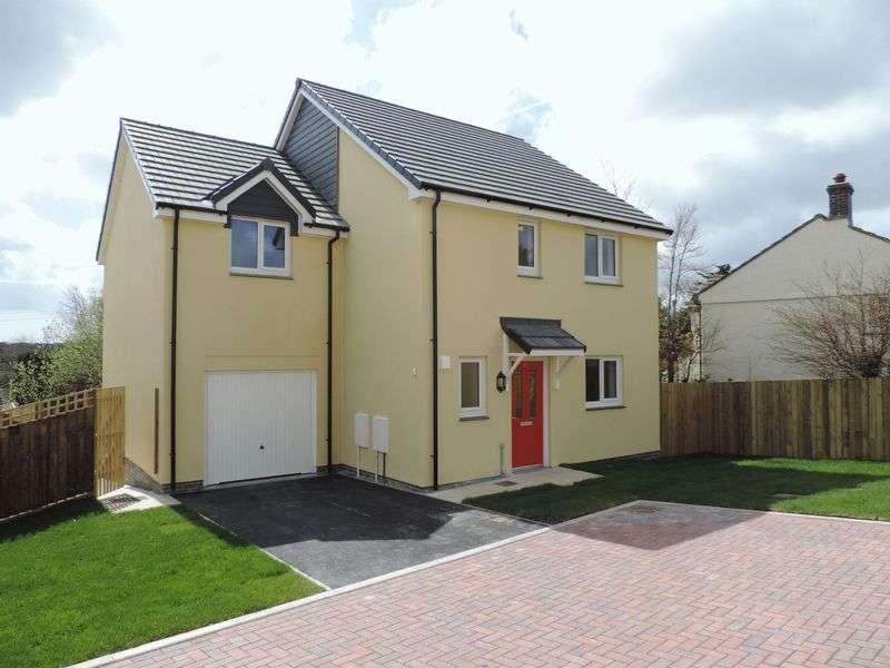 4 Bedrooms Detached House for sale in Lower Hugus Road, Threemilestone