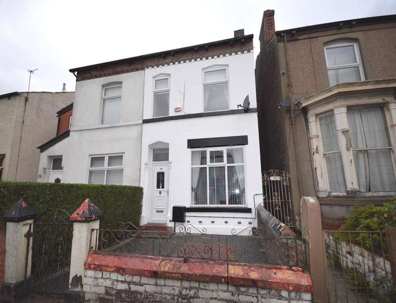 3 Bedrooms Semi Detached House for sale in Morris Green Lane, Bolton, BL3