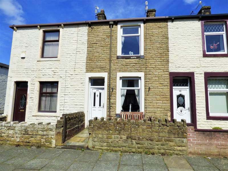 2 Bedrooms Terraced House for sale in Brockenhurst Street, Burnley