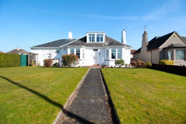 4 Bedrooms Detached House for sale in 46 Glenlyon Road, Leven, Fife, KY8 4AA