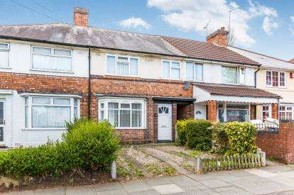 3 Bedrooms Terraced House for sale in Finchley Road, Kingstanding, Birmingham, West Midlands