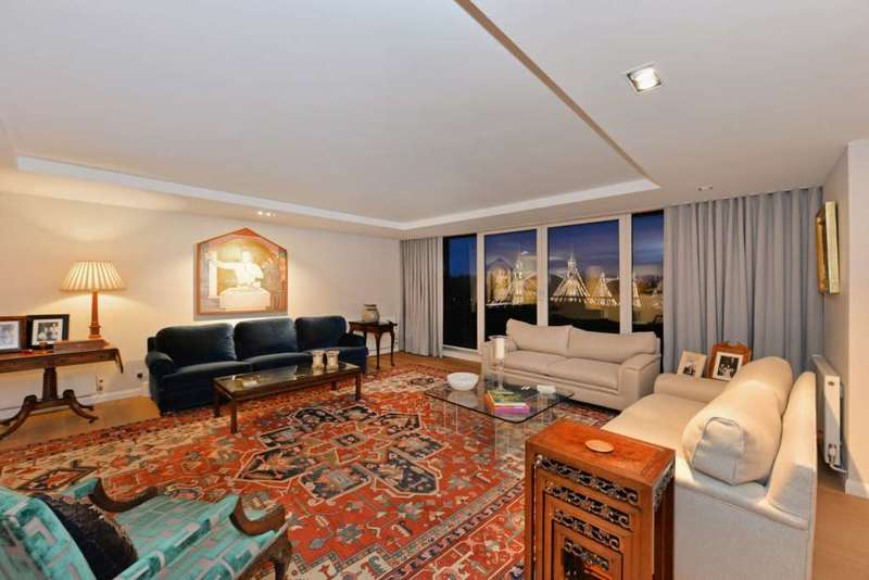 4 Bedrooms Apartment Flat for sale in Cheyne Walk, Chelsea SW3