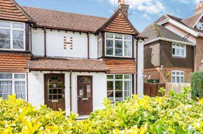 2 Bedrooms End Of Terrace House for sale in Southampton Road, Lyndhurst, Hampshire