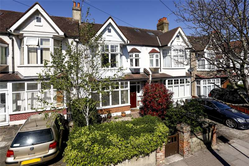 3 Bedrooms Terraced House for sale in Wimbledon Park Road, Wandsworth, London, SW18