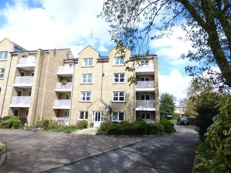 2 Bedrooms Property for sale in Skircoat Lodge, Ravenscliffe Close, Halifax, West Yorkshire, HX3