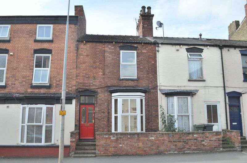 3 Bedrooms Terraced House for sale in Monks Road, Lincoln