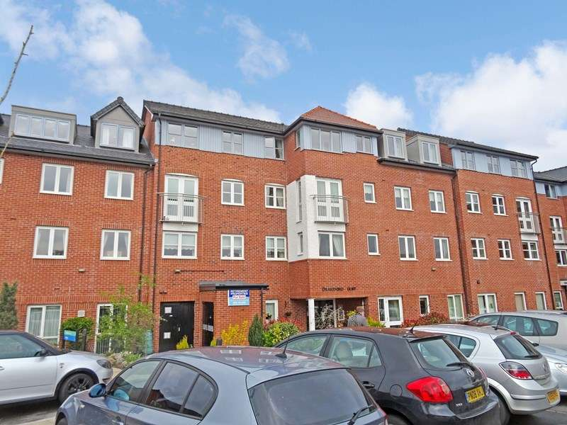 1 Bedroom Retirement Property for sale in Drakeford Court, Stafford, ST17 4BS