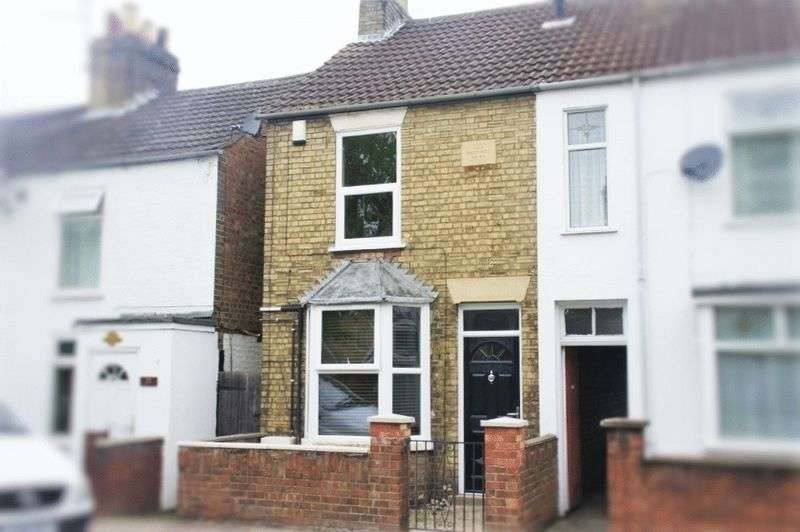 2 Bedrooms Semi Detached House for sale in Peterborough