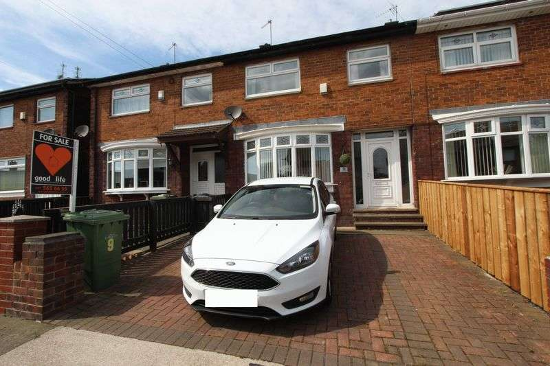3 Bedrooms Semi Detached House for sale in Anthony Road, Farringdon, Sunderland