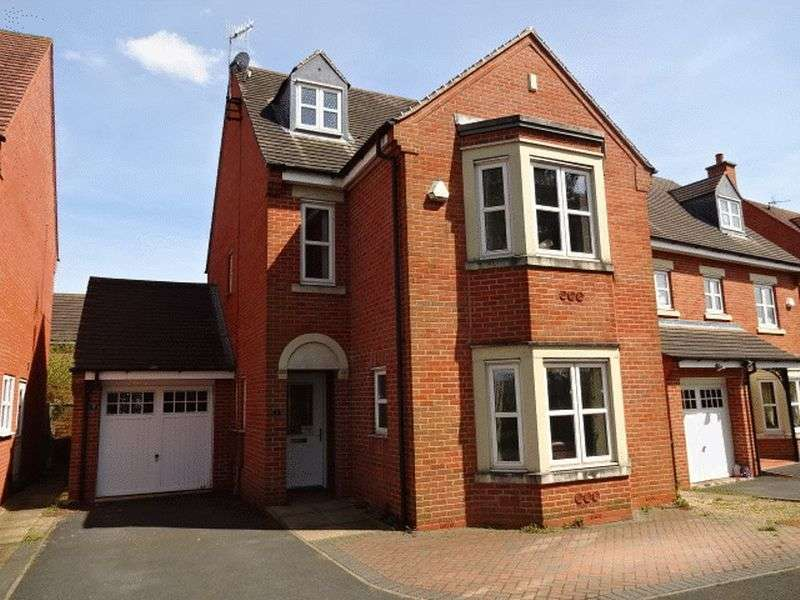 5 Bedrooms Detached House for sale in Drovers Walk, Kidderminster DY10 1NZ