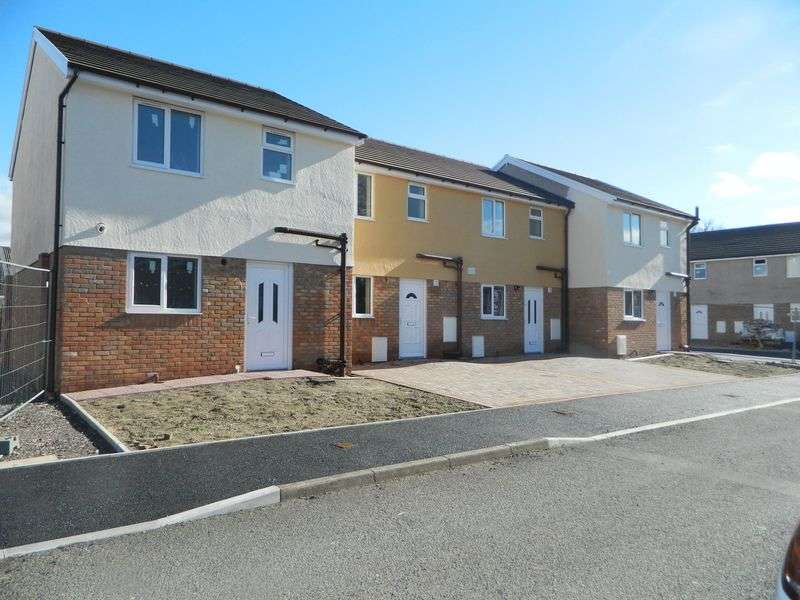 2 Bedrooms Terraced House for sale in Brookdale Road, RHYL