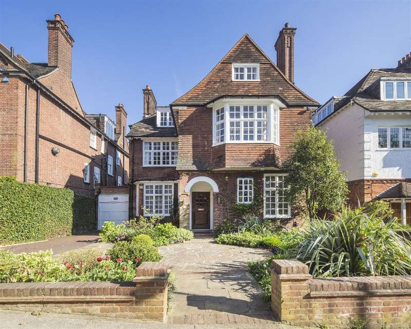 6 Bedrooms House for sale in Oakhill Avenue, Hampstead, NW3