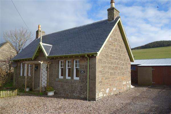 2 Bedrooms Detached House for sale in Kilmichael Cottage, Campbeltown