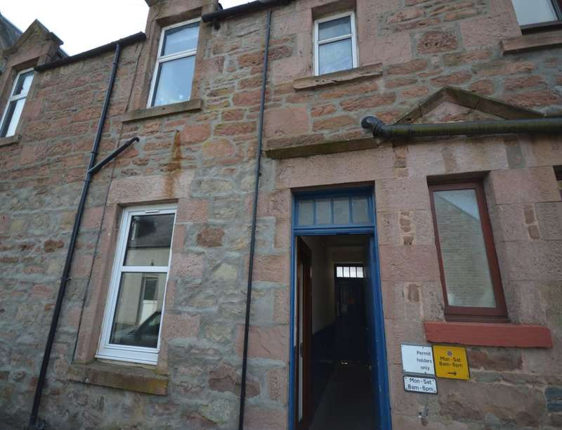 1 Bedroom Flat for sale in Macdonald Street, Inverness, IV2