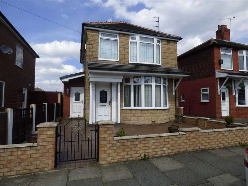 3 Bedrooms Property for sale in West Avenue, NEW MOSTON, Manchester, M40